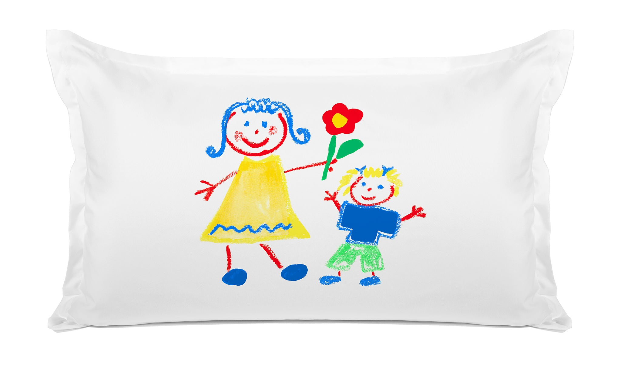 Come Play with Me Kids Pillow, Di Lewis Kids Bedding