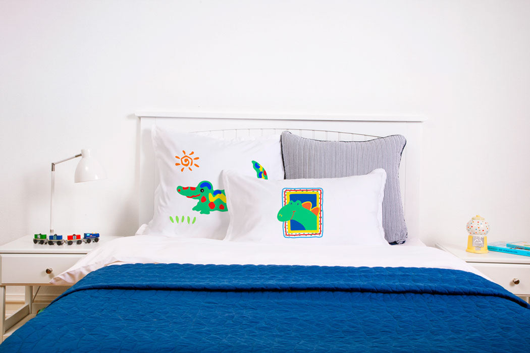 Dinosaur - Personalized Kids Pillowcase Collection