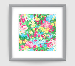 Dominique Art Print - Impressionist Art Wall Decor Collection-Di Lewis