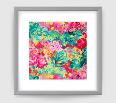 Dufy Impressionist Art Print Di Lewis Living Room Wall Decor