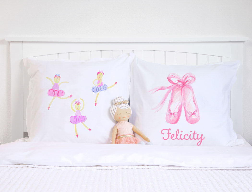 Ballet Royale Pillow Case