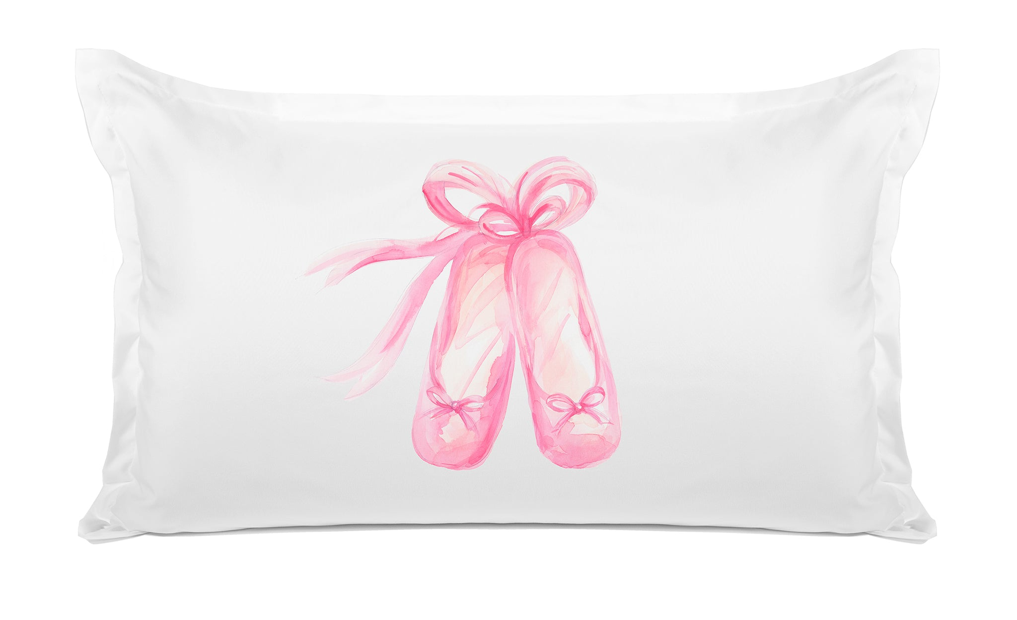 Ballet Slippers - Personalized Kids Pillowcase Collection