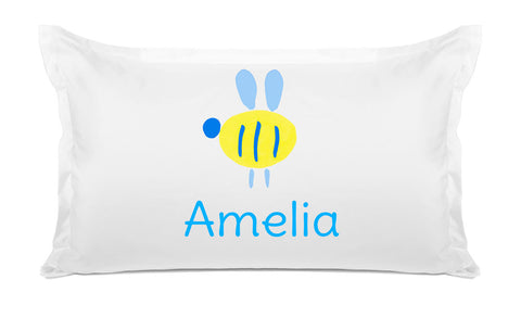 Buzzy Bee - Personalized Kids Pillowcase Collection