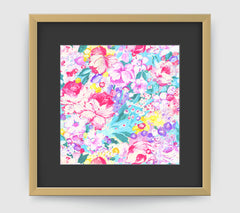 Fantasia Art Print - Impressionist Art Wall Decor Collection-Di Lewis