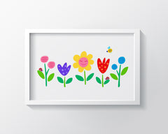 Garden Party Kids Wall Decor Di Lewis Kids Bedroom Decor