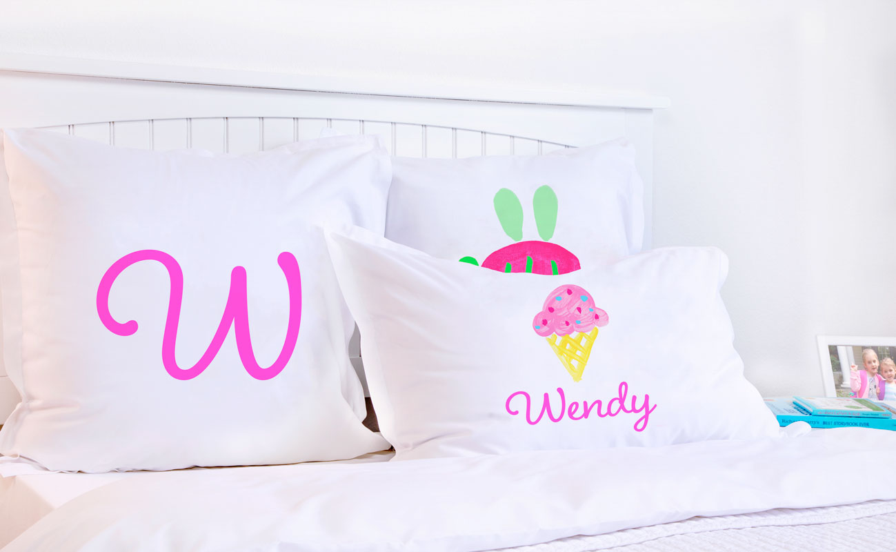 Gelato - Personalized Kids Pillowcase Collection