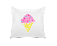 Gelato - Personalized Kids Pillowcase Collection-Di Lewis