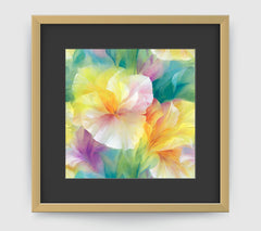 Georgia Art Print - Impressionist Art Wall Decor Collection-Di Lewis