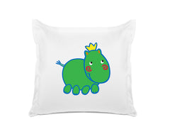 Harry Hippo Kids Euro Sham Di Lewis Kids Bedding