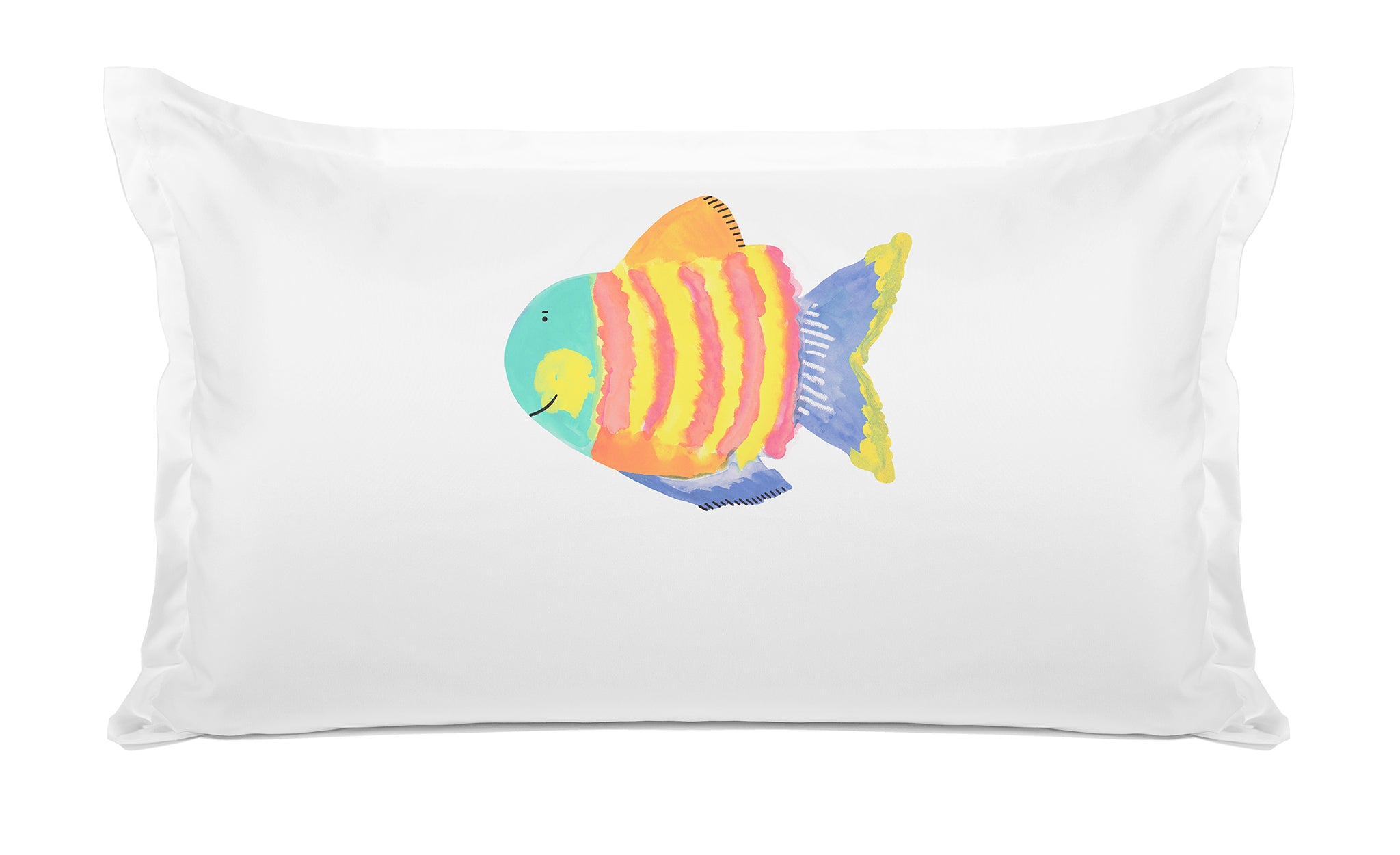 Hubble Bubble - Personalized Kids Pillowcase Collection-Di Lewis
