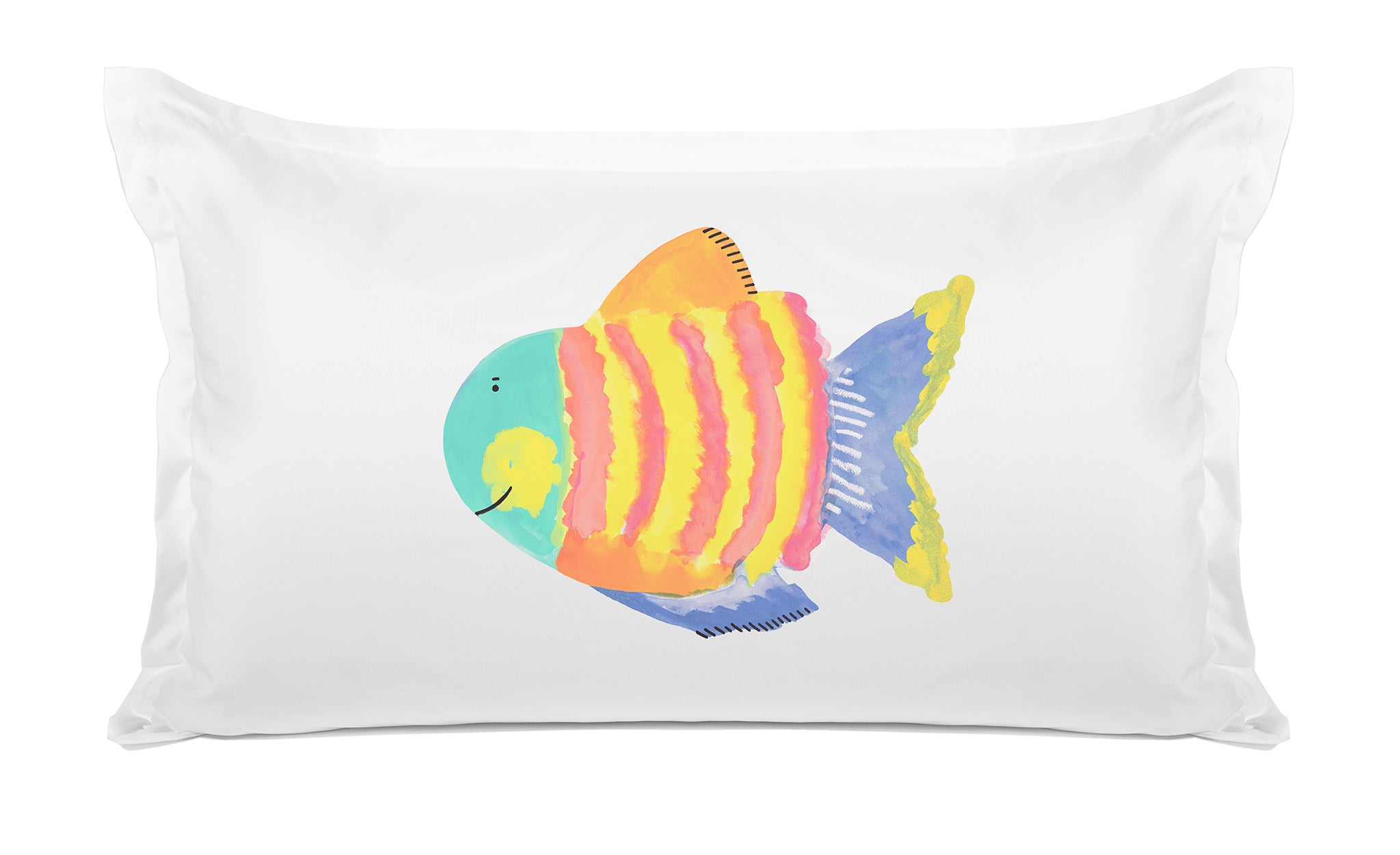 Hubble Bubble Kids Pillow, Di Lewis Kids Bedding