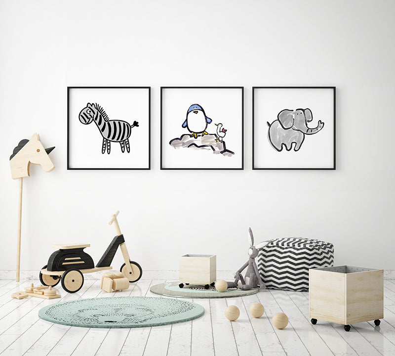 Jumbo Kids Wall Decor Di Lewis Kids Bedroom Decor