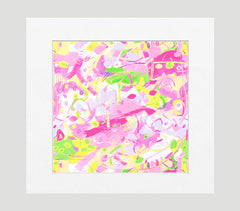 Kandinsky Abstract Art Print Di Lewis Living Room Wall Decor