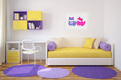 Kit & Kat Kids Wall Decor Di Lewis Kids Bedroom Decor
