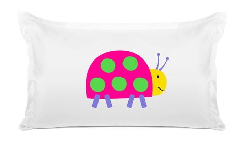 Ladybug Kids Pillowcase Di Lewis Kids Bedding
