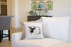 Lucienne Throw Pillow Cover