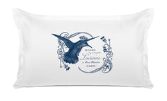 Lucienne Vintage Pillow case Di Lewis Bedroom Decor