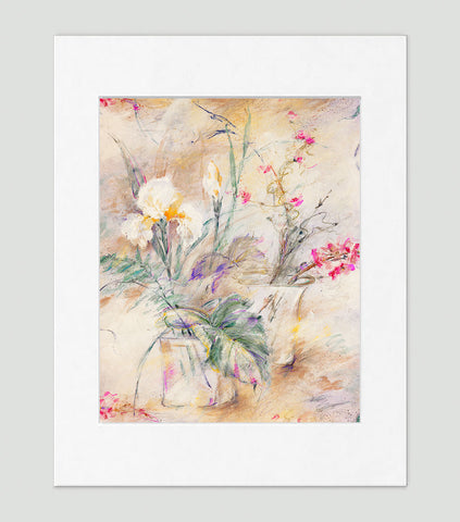 Luxembourg Impressionist Art Print Di Lewis Living Room Decor