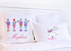 Merry Christmas - Kids Personalized Pillowcase Collection