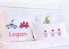 Midnight Express - Kids Personalized Pillowcase Collection