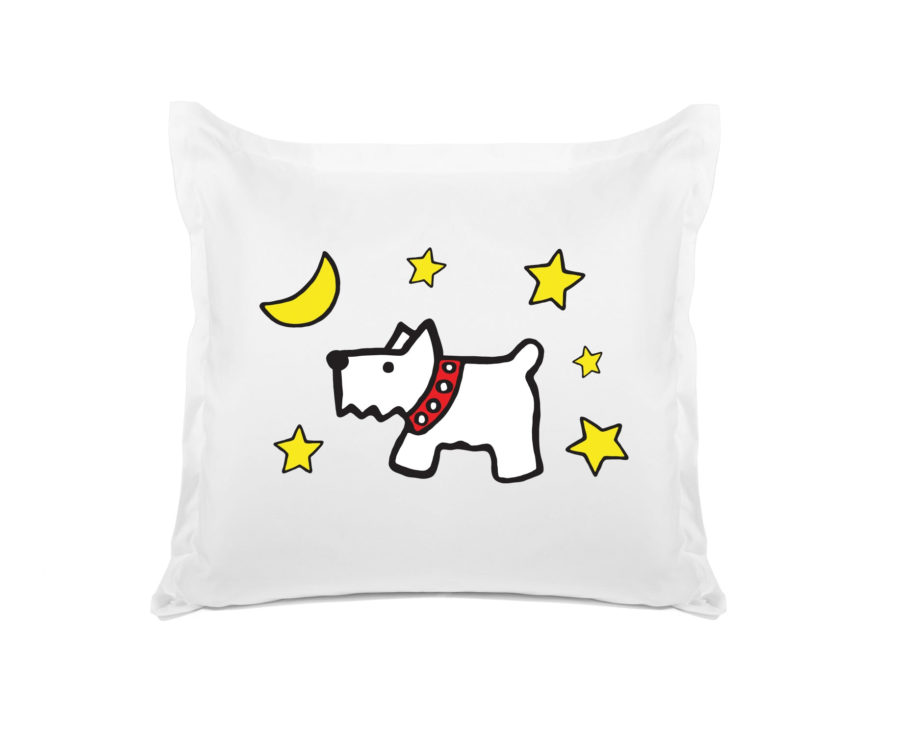 Moon Dog Kids Euro Sham Di Lewis Kids Bedding
