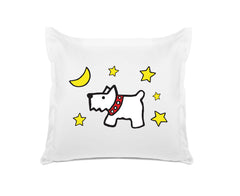 Dog Moon - Personalized Kids Pillowcase Collection