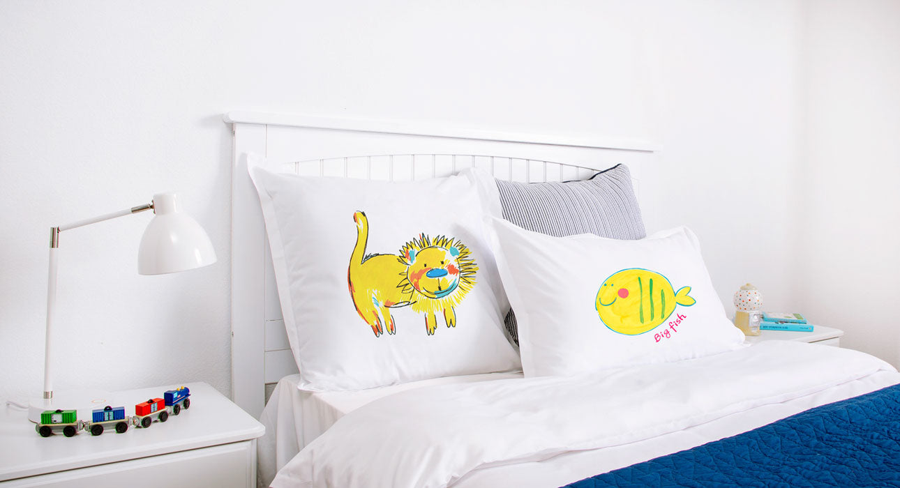 Mr Leo - Personalized Kids Pillowcase Collection