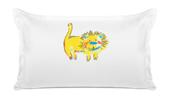 Mr. Leo Kids Kids Personalized Kids Pillow, Di Lewis Kids Bedding