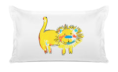 Mr Leo - Personalized Kids Pillowcase Collection-Di Lewis