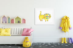 Mr. Leo Kids Wall Decor Di Lewis Kids Bedroom Decor