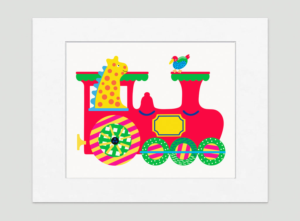 My Choo Choo Kids Wall Decor Di Lewis Kids Bedroom Decor