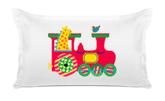 My Choo Choo Kids Pillow, Di Lewis Kids Bedding