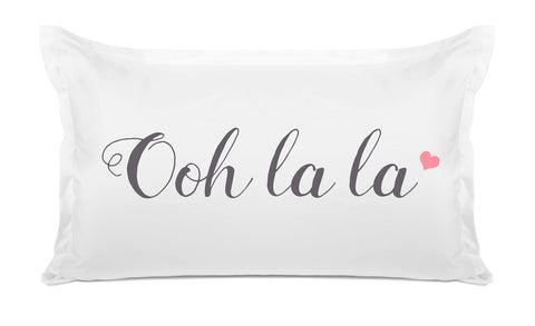 Ooh La La - Expressions Pillowcase Collection