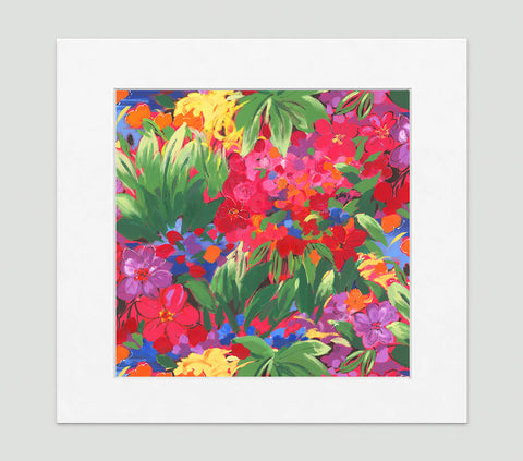 Palmyra Impressionist Art Print Di Lewis Living Room Wall Decor