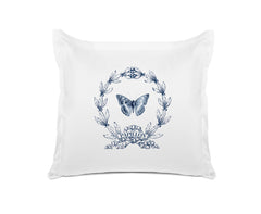 Papillon Butterfly - Decorative Pillowcase Collection-Di Lewis