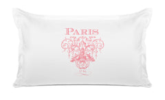 Paris 1743 Vintage Pillow case Di Lewis Bedroom Decor