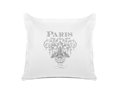 Paris 1743 Vintage Euro Sham Di Lewis Bedroom Decor