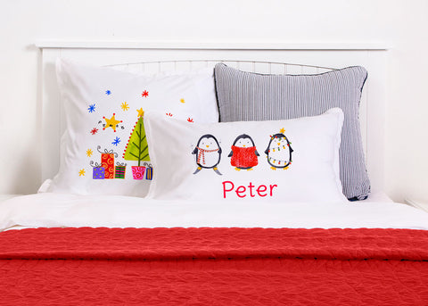 Peewee, Piccolo And Popper Pillow Cases