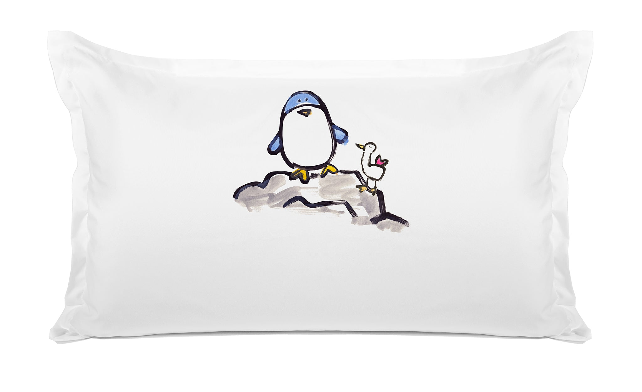 Penguin - Personalized Kids Pillowcase Collection