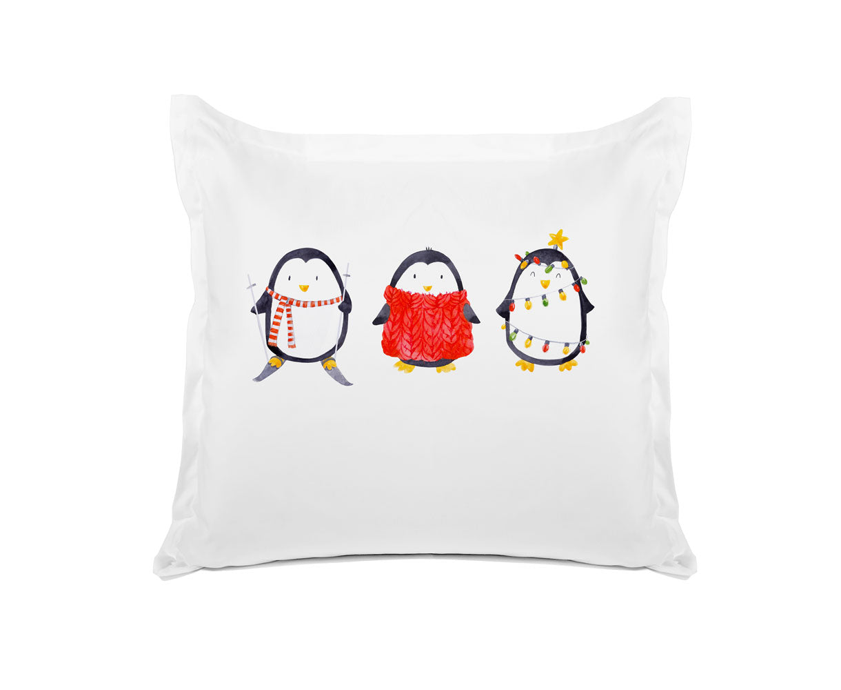Peewee, Piccolo And Popper - Kids Personalized Pillowcase Collection-Di Lewis
