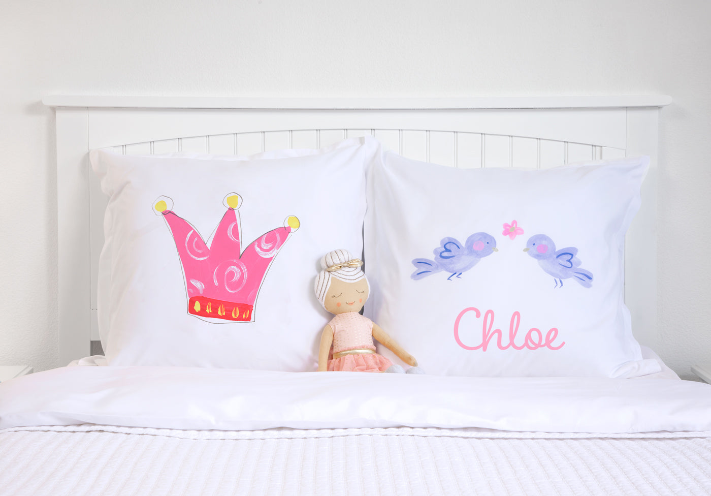 Queen Kids Pillow, Di Lewis Kids Bedding