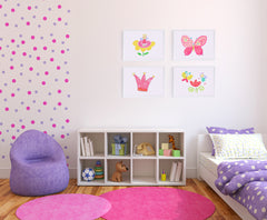 Queen Kids Wall Decor Di Lewis Kids Bedroom Decor