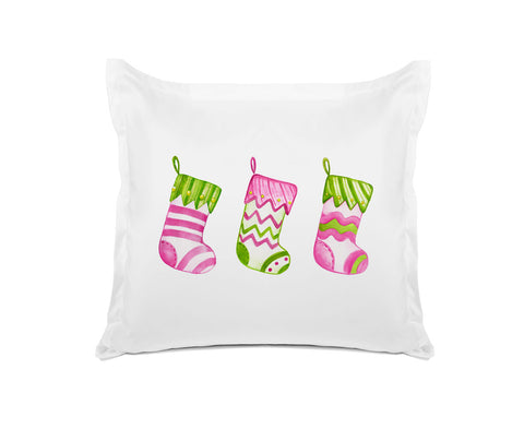 Ready For Santa Pillow Cases