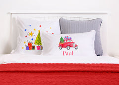Special Delivery - Kids Personalized Pillowcase Collection
