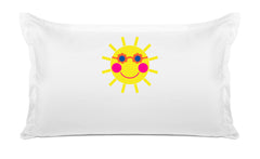 Sunny Kids Personalized Pillow, Di Lewis Kids Bedding