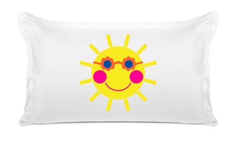 Sunny - Personalized Kids Pillowcase Collection-Di Lewis