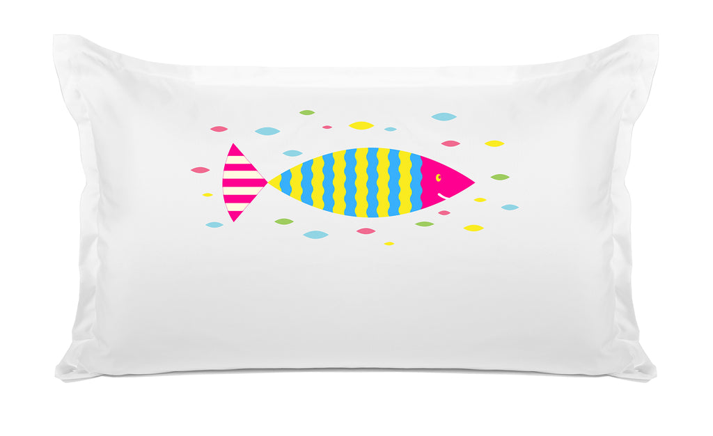 Sushi Kids Personalized Pillow, Di Lewis Kids Bedding