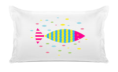 Sushi Kids Pillow, Di Lewis Kids Bedding