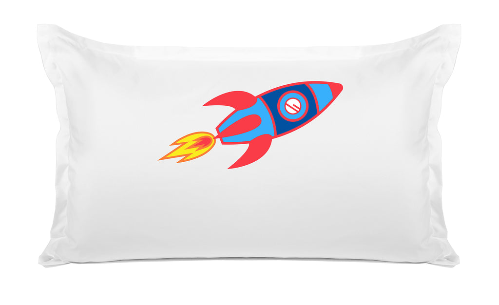 Take Me to the Moon Personalized Kids Pillow, Di Lewis Kids Bedding