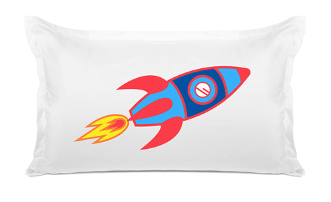 Take Me To The Moon - Personalized Kids Pillowcase Collection-Di Lewis